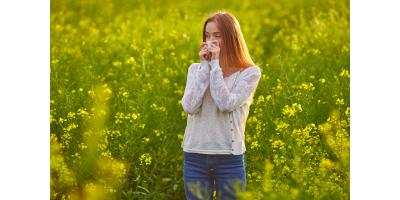 How to Defeat Hay Fever this Spring