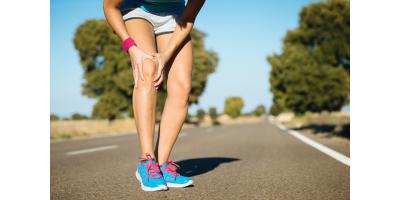How to Best Relieve the Pain of Knee Injuries and Inflammation