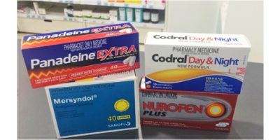Over the Counter Sales of Codeine Ends 1st February 2018