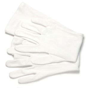 Surgipack 6100 Cotton Gloves Happy Hands Large