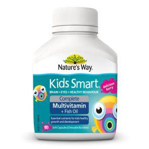 Nature's Way Kids Smart Complete 50