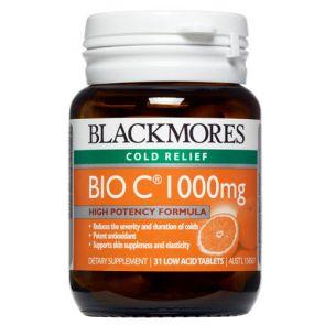 Blackmores Bio C Tablets 1000Mg 31