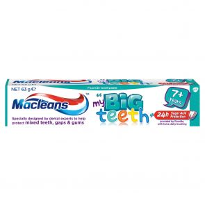 Macleans Toothpaste Big Teeth 63G