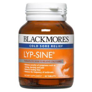 Blackmores Lyp-Sine Tablets 30