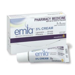 Emla Dressing Cream 5% 5G