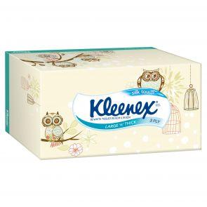 Kleenex Tissues Thick & Soft 100