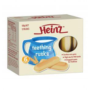 Heinz Teething Rusk 100G