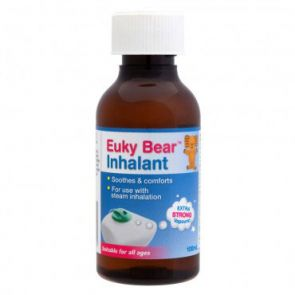 Euky Bear Inhalant 100Ml