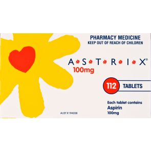 Astrix Tablets 100Mg 112