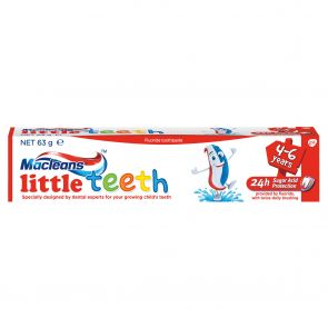 Macleans Toothpaste Little Teeth 63G