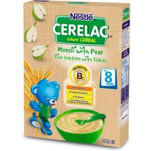 Nestle Cerelac Multigrain With Pear 200G
