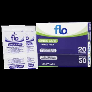 Flo Sinus Care Refill Sachets 20
