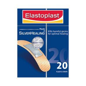 Elastoplast Antibacterial Plastic Strips 20's