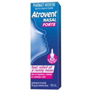 Atrovent Aqueous Nasal Spray Forte 42Mcg 10Ml