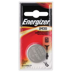Energizer Battery Cr2430 3V