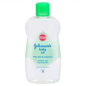 Johnson & Johnson Baby Lite Massage Oil 125Ml