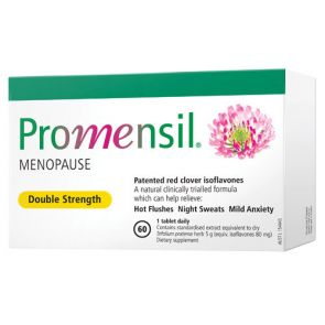 Promensil Double Strength Tablets 60