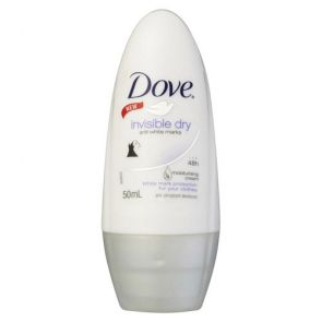Dove Antiperspirant Roll On Invisble Dry 50Ml