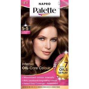 Schwarzkopf Napro Palette 5-5 Light Gold Brown