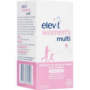 Elevit Women'S Multi Tablets 100