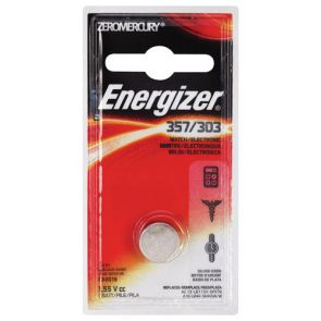 Energizer Battery Watch 357