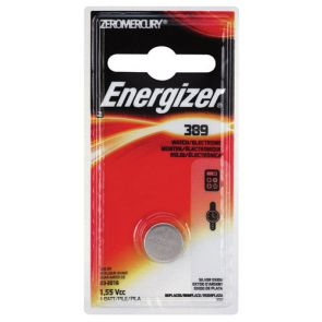 Energizer Battery Watch 389