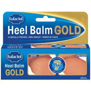 Eulactol Heel Balm Gold 60G
