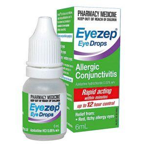 Eyezep Eye Drops 6mL