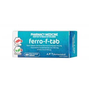 Ferro-F Tabs 60