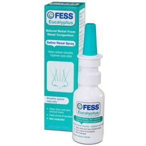 Fess Nasal Spray+ Eucalyptus 30Ml