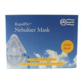 Allersearch Rapidflo Neb Mask Child