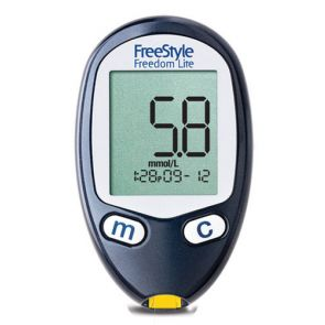 Abbott Freestyle Freedom Lite Blood Glucose Meter