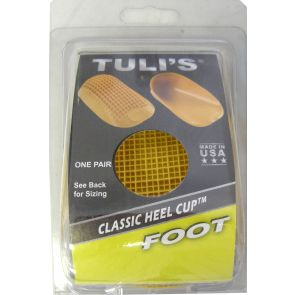 Tulis Classic Heel Cups Regular
