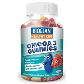 Bioglan Omega 3 Gummies Nemo 60