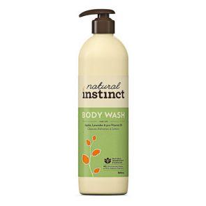 Natural Instinct Natural Body Wash & Shower Gel 500Ml