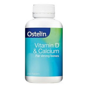Ostelin Vitamin D & Calcium Tablets 250