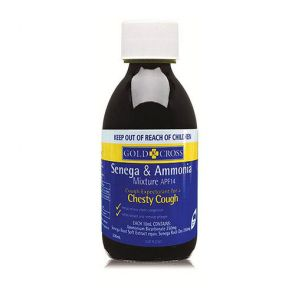 Gold Cross Senega & Ammonia 200Ml