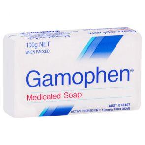 Gamophen Soap 100G