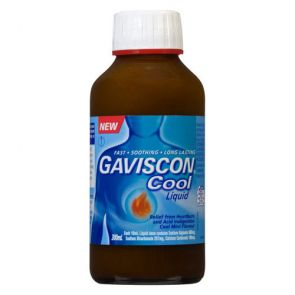 Gaviscon Cool Liquid Cool Mint 300Ml