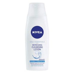 Nivea Visage Gentle Refreshing Cleaning Lotion 200