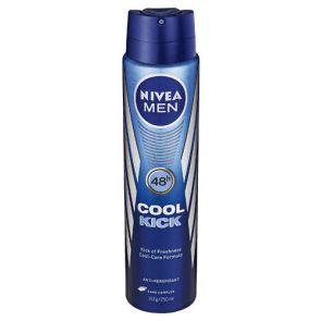 Nivea Cool Kick Anti-Perspirant Spray 250Ml