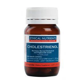 Ethical Nutrients Chloestrienol Capsules 30