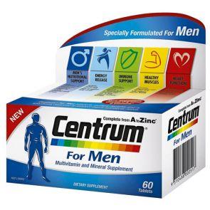 Centrum For Men Tablets 60