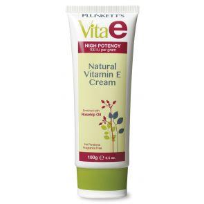 Plunkett Vitamin E Cream 100G