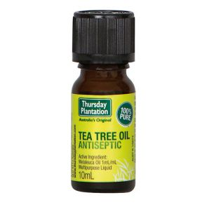 Thursday Plantation Tea Tree Pure Oil 10Ml