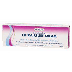 Kenkay Derma Extra Relief Cream 100G