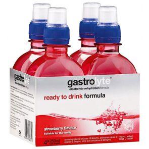 Gastrolyte Ready To Drink Strawberry 250Ml 4
