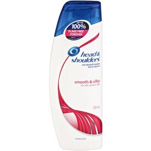 Head & Shoulders Shampoo Smooth Silk 200Ml