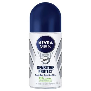 Nivea Roll-On Men's Sensitive 50mL