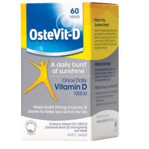 Ostevit-D Tablets 60
